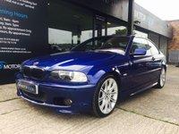2003 BMW 3 SERIES 2.5 325CI SPORT 2d AUTO 190 BHP £2995.00