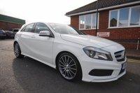 2013 MERCEDES-BENZ A CLASS 2.1 A220 CDI BLUEEFFICIENCY AMG SPORT 5d AUTO 170 BHP £12695.00