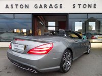 USED 2014 14 MERCEDES-BENZ SL 4.7 SL500 AMG SPORT AUTO 435 BHP **ONLY 407 MILES * F/M/S/H** ** HUGE SPEC **