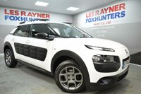 USED 2015 64 CITROEN C4 CACTUS 1.6 BLUEHDI FEEL 5d 98 BHP Bluetooth, DAB radio, Cruise control