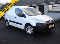2015 CITROEN BERLINGO 1.6 625 ENTERPRISE L1 HDI 1d 75 BHP £6450.00