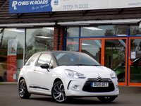 USED 2015 15 CITROEN DS3 1.2 PURETECH DSTYLE PLUS 3dr 109 BHP *ONLY 9.9% APR with FREE Servicing*