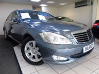 USED 2008 58 MERCEDES-BENZ S CLASS 3.0 S320 CDI 4d AUTO 231 BHP