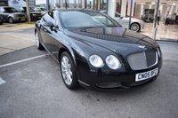2005 BENTLEY CONTINENTAL 6.0 GT 2d AUTO 550 BHP £23995.00