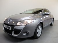 USED 2011 11 RENAULT MEGANE 1.5 DYNAMIQUE TOMTOM DCI ECO 3d 110 BHP