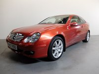 2007 MERCEDES-BENZ C CLASS 1.8 C180 KOMPRESSOR SE SPORTS 3d AUTO 141 BHP £3290.00