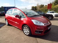 USED 2012 61 CITROEN C4 PICASSO 1.6 VTR PLUS HDI EGS 5d AUTO 110 BHP FULL SERVICE HISTORY