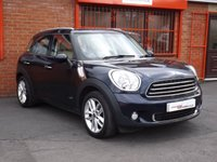 USED 2011 11 MINI COUNTRYMAN 1.6 D COOPER ALL4 5d  SATNAV - LEATHER - ALL4 - 42K