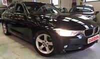 2013 BMW 3 SERIES 2.0 318D SE 4d 141 BHP £13995.00