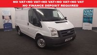 2011 FORD TRANSIT 2.2 260 FWD  NO VAT to pay , LOW MILEAGE , Nil deposit finance available . £6680.00