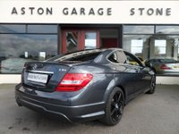 USED 2013 13 MERCEDES-BENZ C CLASS 2.1 C250 CDI BLUEEFFICIENCY AMG SPORT 2d AUTO *COMAND*PANROOF *  ** HUGE SPECIFICATION **