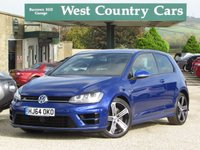 USED 2014 64 VOLKSWAGEN GOLF 2.0 R 3d 298 BHP Rare Manual With Full Service History