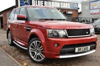 2012 LAND ROVER RANGE ROVER SPORT 3.0 SD V6 HSE (Luxury Pack) Station Wagon 4x4 5dr £22490.00
