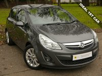 USED 2011 61 VAUXHALL CORSA 1.2 SE 5d 83 BHP IDEAL 1ST CAR*** £0 DEPOSIT FINANCE