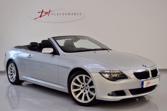 2008 08 BMW 6 SERIES 3.0 635D SPORT 2d AUTO 282 BHP