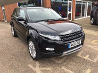 USED 2015 15 LAND ROVER RANGE ROVER EVOQUE 2.2 SD4 DYNAMIC 5d AUTO 190 BHP IN BLACK WITH BLACK LEATHER APPROVED CARS ARE PLEASED TO THIS  LAND ROVER RANGE ROVER EVOQUE 2.2 SD4 DYNAMIC 5 DOOR AUTOMATIC 190 BHP IN BLACK WITH A GREAT SPEC AND A FULL RANGE ROVER SERVICE HISTORY AND THIS IS THE FIRST OF THE 9 SPEED AUTOMATICS ...