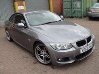 2013 BMW 3 SERIES 2.0 320D M SPORT 2d AUTO 181 BHP £16980.00