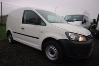 USED 2011 60 VOLKSWAGEN CADDY 1.6 C20 TDI 102 5d 101 BHP LOW DEPOSIT OR NO DEPOSIT FINANCE AVAILABLE.