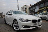 2013 BMW 3 SERIES 2.0 318D SE TOURING 5d AUTO 141 BHP £12995.00