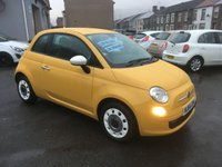 2015 FIAT 500 1.2 COLOUR THERAPY 3d 69 BHP £6495.00