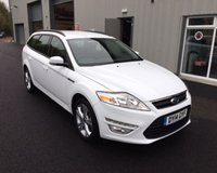 USED 2014 14 FORD MONDEO 1.6 GRAPHITE ECOBOOST 160 BHP THIS VEHICLE IS AT SHOWROOM 1 - TO VIEW CALL US ON 01903 892224