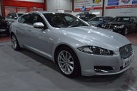 2012 JAGUAR XF 2.2 D LUXURY 4d AUTO 190 BHP £12885.00