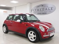 USED 2003 53 MINI HATCH COOPER 1.6 COOPER 3d 114 BHP Great Looking Car With Low Mileage, Half Leather