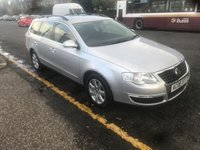 USED 2008 08 VOLKSWAGEN PASSAT 2.0 TDI SE 5d 138 BHP PRICE INCLUDES A 6 MONTH AA WARRANTY DEALER CARE EXTENDED GUARANTEE, 1 YEARS MOT AND A OIL & FILTERS SERVICE. 12 MONTHS FREE BREAKDOWN COVER.