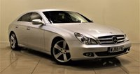 USED 2009 59 MERCEDES-BENZ CLS CLASS 3.0 CLS350 CDI 4d 222 BHP + 2 PREV OWNERS + EXCELLENT CONDITION