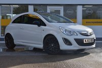 USED 2012 62 VAUXHALL CORSA 1.2 LIMITED EDITION CDTI ECOFLEX 3d 73 BHP THE CAR FINANCE SPECIALIST