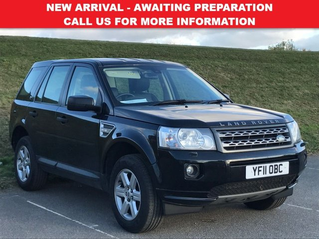View our 2011 11 LAND ROVER FREELANDER 2.2 TD4 GS 5d 150 BHP