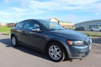 USED 2008 08 VOLVO C30 1.6 D S 3d 110 BHP LOW DEPOSIT OR NO DEPOSIT FINANCE AVAILABLE.