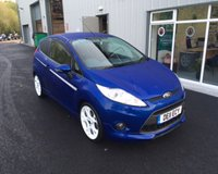 USED 2011 11 FORD FIESTA 1.6 ZETEC S 1600 3d 135 BHP THIS VEHICLE IS AT SITE 1 - TO VIEW CALL US ON 01903 892224