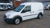 USED 2011 61 FORD TRANSIT CONNECT 1.8 T230 HR 1d 90 BHP 1 OWNER F/S/H FRIDGE VAN  ////