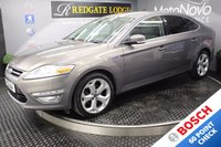 2011 FORD MONDEO}