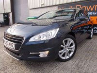 USED 2014 63 PEUGEOT 508 2.0 HDI ACTIVE NAVIGATION VERSION 4d 140 BHP Excellent Condition, No Fee Finance Available, No Deposit Necessary