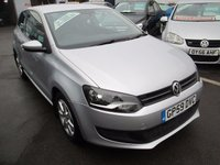 USED 2010 59 VOLKSWAGEN POLO 1.2 SE 3d 60 BHP