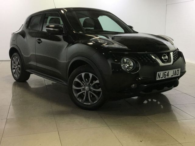 View our 2014 64 NISSAN JUKE 1.2 TEKNA DIG-T 5d 115 BHP