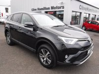 USED 2016 16 TOYOTA RAV4 2.0 D-4D BUSINESS EDITION 5d 143 BHP CAMERA & CRUISE