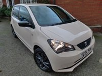 2014 SEAT MII 1.0 MII BY MANGO 5d 74 BHP Super Clean Example Sat Nav Unit Included £6175.00