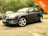 2006 FORD FOCUS 2.5 ST-2 3d 225 BHP ONLY 2 FORMER KEEPERS 8 SERVICES ONLY 72K  £4990.00