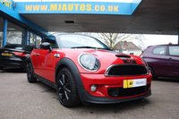2011 MINI COUPE 1.6 COOPER S 2dr 181 BHP £7995.00