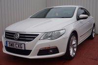 2011 VOLKSWAGEN PASSAT 2.0 CC GT TDI BLUEMOTION TECHNOLOGY 4d 139 BHP £6995.00