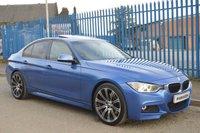 2012 BMW 3 SERIES 2.0 320D M SPORT 4d AUTO 181 BHP £15995.00