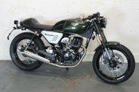 USED 1970 HANWAY HC 125 Cafe Racer Brand New, Uk Delivery, Great Finance Deals :)