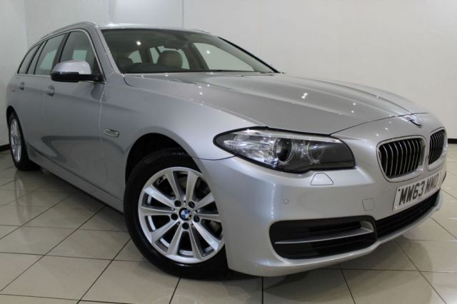 View our 2014 63 BMW 5 SERIES 2.0 520D SE TOURING 5DR AUTOMATIC 181 BHP