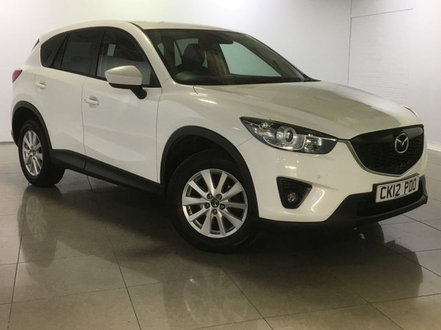 View our 2012 12 MAZDA CX-5 2.2 D SE-L NAV 5d 148 BHP