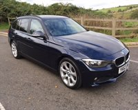 2012 BMW 3 SERIES 2.0 320D SE TOURING 5d 181 BHP £9490.00