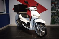 USED 2018 PEUGEOT TWEET 125 DELIVERY BIKE***WHITE ONLY & SILLY CHEAP***