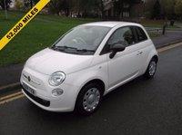 2009 FIAT 500 1.2 POP 3d 69 BHP £3999.00